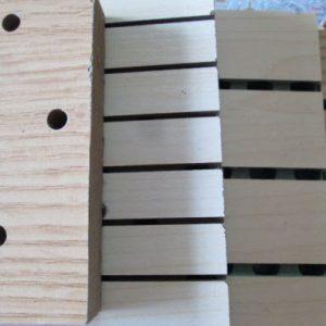 ván gỗ tiêu âm